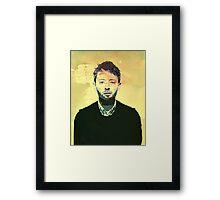 Thom Yorke  Framed Print