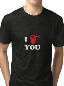 headshot Tri-blend T-Shirt