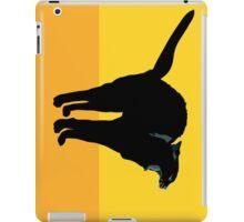 Yawning Cat iPad Case/Skin