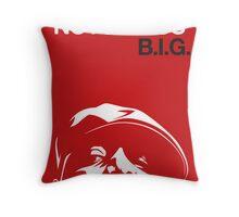 pbbyc - Notorious B.I.G. Throw Pillow