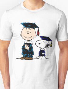 Congrats Snoopy Unisex T-Shirt