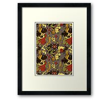 Witch's infinitas Framed Print
