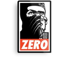 Sub Zero Has A Posse Metal Print