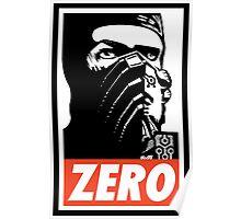 Sub Zero Has A Posse Poster
