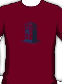 Tardis - Dr Who T-Shirt
