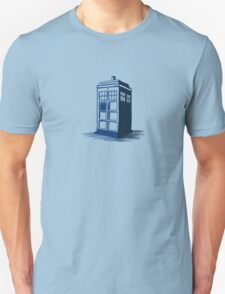 Tardis - Dr Who T-Shirt