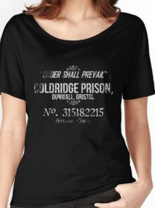 Coldridge Prisoner Shirt Women's Relaxed Fit T-Shirt
