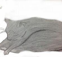 My Cat Minx by SoonieUchiha