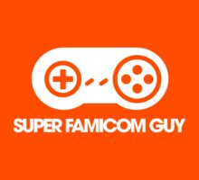 Super Famicom Guy 2013 Logo by SFC-Guy