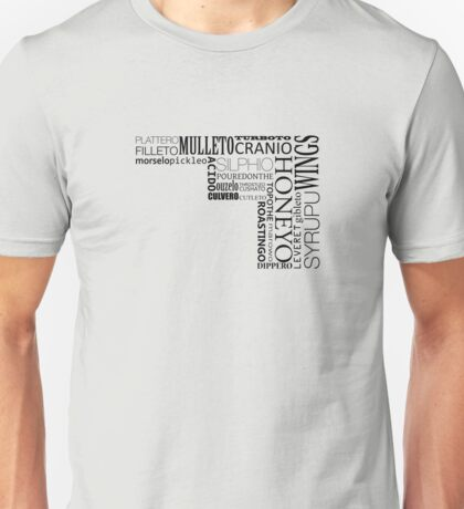 Words - Translation of the Longest word in English Unisex T-Shirt