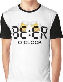 BEER O'CLOCK Graphic T-Shirt