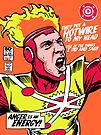 Post-Punk Heroes   Fire by butcherbilly