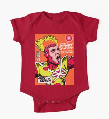 Post-Punk Heroes   Fire Kids Clothes