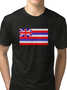 State of Hawaii Tri-blend T-Shirt