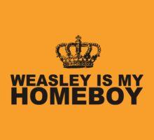 Ron Weasley is my Homeboy by mmuldoon