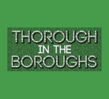 Thorough in the Boroughs Kids Tee