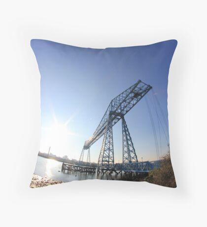 pbbyc - Transporter Throw Pillow