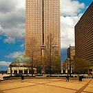 Downtown Dallas Chase Bank Building by Jay  Goode