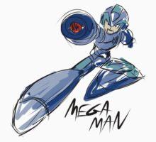 Megaman X (Megaman) by CalvertSheik