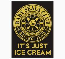Baby Seals Dick Joke Sticker by DickVanDork