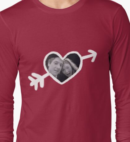 Mr. and Mrs. Pond Long Sleeve T-Shirt
