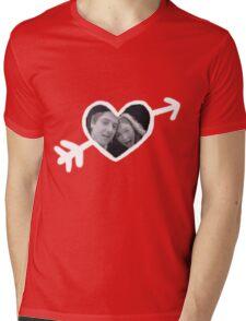 Mr. and Mrs. Pond Mens V-Neck T-Shirt