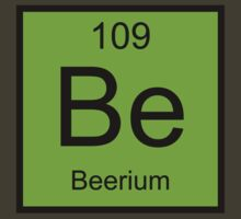 Be Beerium Element by BrightDesign