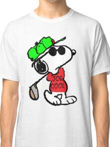 Joe Cool and Golf Classic T-Shirt