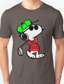 Joe Cool and Golf T-Shirt