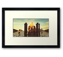 The Golden Age Framed Print