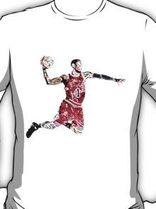 Derrick Rose Shirt Design T-Shirt
