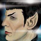 Everyone's Favorite Vulcan- Spock by Alex Mathews
