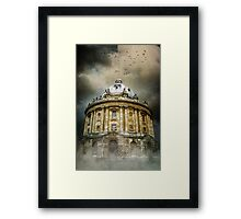Radcliffe Camera Framed Print