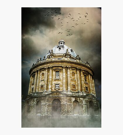 Radcliffe Camera Photographic Print