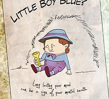 Little Boy Blue? by droach