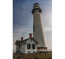 Pigeon Point Lighthouse II Photographic Print