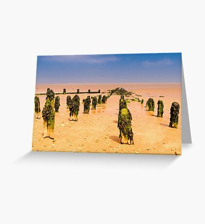 Post army Greeting Card
