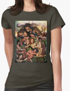 SheVibe Pan Orgy Cover Art - Safe T-Shirt