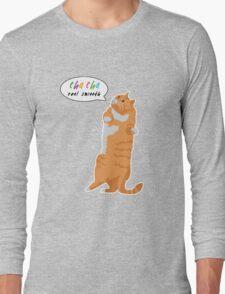 Cha Cha Real Smooth Long Sleeve T-Shirt