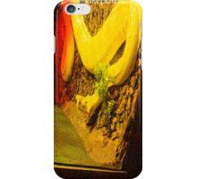 Yellow snake. iPhone Case/Skin