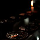 Votive Candle Stand by Fotomus-Digital