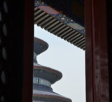 Temple of Heaven - Beijing by Jamie Alexander