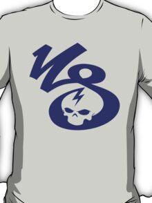 KrakkdSkullz - KS Logo - Navy T-Shirt