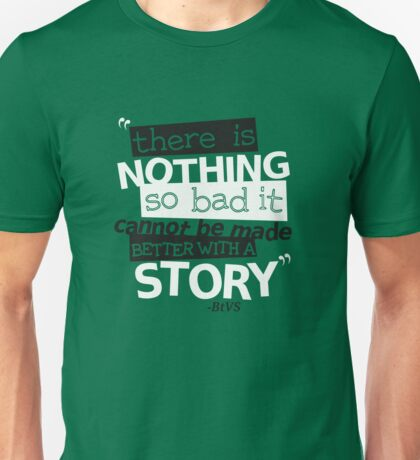 The Power of a Story Unisex T-Shirt