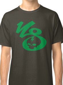 KrakkdSkullz - KS Logo - Green Classic T-Shirt