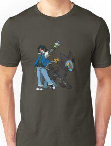 Metal Gear Pokemon Unisex T-Shirt