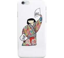 Kyomaï #1 iPhone Case/Skin