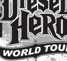 Diesel Hero World Tour Sticker