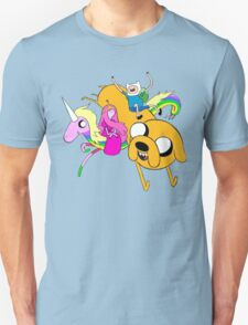 Adventure Time All Character T-Shirt