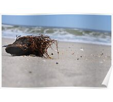 Beach . . . Poster